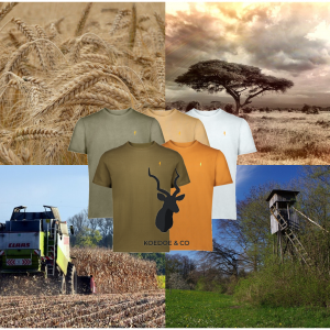 All Hunting T-Shirts Koedoe & Co