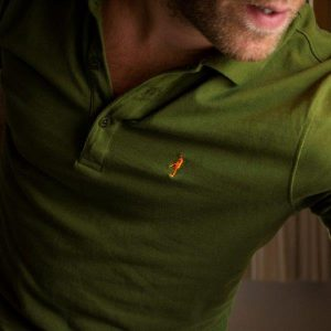 Hunting polo shirt Koedoe & Co