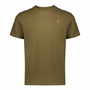 Koedoe & Co tshirt men british green front